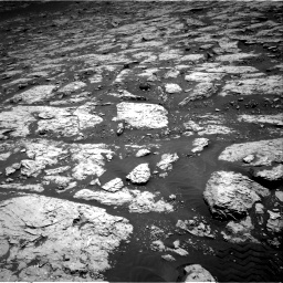 Nasa's Mars rover Curiosity acquired this image using its Right Navigation Camera on Sol 3081, at drive 1730, site number 87