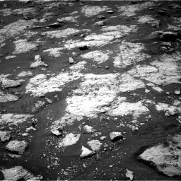 Nasa's Mars rover Curiosity acquired this image using its Right Navigation Camera on Sol 3081, at drive 1748, site number 87