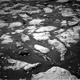 Nasa's Mars rover Curiosity acquired this image using its Right Navigation Camera on Sol 3081, at drive 1784, site number 87