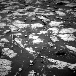 Nasa's Mars rover Curiosity acquired this image using its Right Navigation Camera on Sol 3081, at drive 1796, site number 87