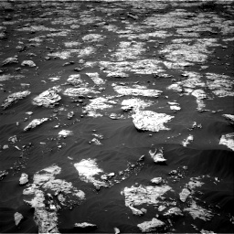 Nasa's Mars rover Curiosity acquired this image using its Right Navigation Camera on Sol 3081, at drive 1850, site number 87
