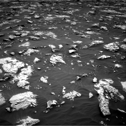 Nasa's Mars rover Curiosity acquired this image using its Right Navigation Camera on Sol 3081, at drive 1862, site number 87
