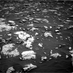 Nasa's Mars rover Curiosity acquired this image using its Right Navigation Camera on Sol 3081, at drive 1868, site number 87