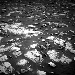 Nasa's Mars rover Curiosity acquired this image using its Right Navigation Camera on Sol 3081, at drive 1880, site number 87