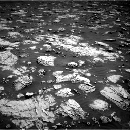 Nasa's Mars rover Curiosity acquired this image using its Right Navigation Camera on Sol 3081, at drive 1892, site number 87