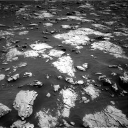 Nasa's Mars rover Curiosity acquired this image using its Right Navigation Camera on Sol 3081, at drive 1922, site number 87