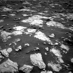 Nasa's Mars rover Curiosity acquired this image using its Right Navigation Camera on Sol 3081, at drive 1940, site number 87