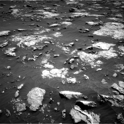 Nasa's Mars rover Curiosity acquired this image using its Right Navigation Camera on Sol 3081, at drive 1952, site number 87