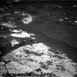 Nasa's Mars rover Curiosity acquired this image using its Left Navigation Camera on Sol 3083, at drive 2066, site number 87