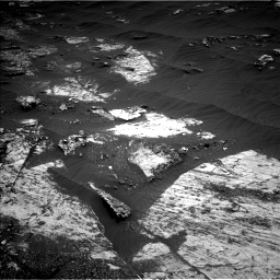 Nasa's Mars rover Curiosity acquired this image using its Left Navigation Camera on Sol 3083, at drive 2084, site number 87
