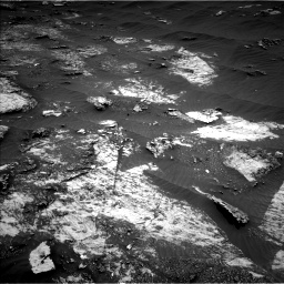 Nasa's Mars rover Curiosity acquired this image using its Left Navigation Camera on Sol 3083, at drive 2090, site number 87