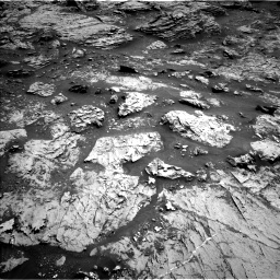 Nasa's Mars rover Curiosity acquired this image using its Left Navigation Camera on Sol 3083, at drive 2138, site number 87