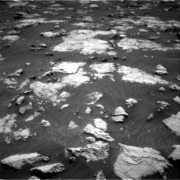 Nasa's Mars rover Curiosity acquired this image using its Right Navigation Camera on Sol 3083, at drive 1964, site number 87