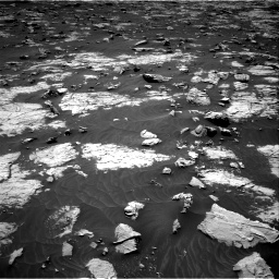 Nasa's Mars rover Curiosity acquired this image using its Right Navigation Camera on Sol 3083, at drive 1982, site number 87