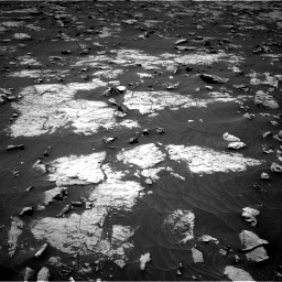 Nasa's Mars rover Curiosity acquired this image using its Right Navigation Camera on Sol 3083, at drive 1988, site number 87