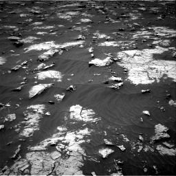 Nasa's Mars rover Curiosity acquired this image using its Right Navigation Camera on Sol 3083, at drive 2006, site number 87