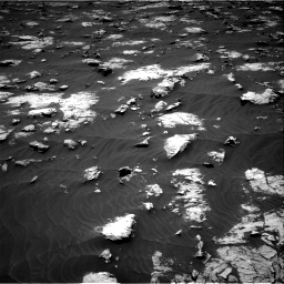 Nasa's Mars rover Curiosity acquired this image using its Right Navigation Camera on Sol 3083, at drive 2012, site number 87