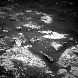 Nasa's Mars rover Curiosity acquired this image using its Right Navigation Camera on Sol 3083, at drive 2090, site number 87
