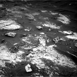 Nasa's Mars rover Curiosity acquired this image using its Right Navigation Camera on Sol 3083, at drive 2096, site number 87