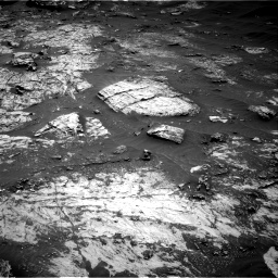 Nasa's Mars rover Curiosity acquired this image using its Right Navigation Camera on Sol 3083, at drive 2108, site number 87