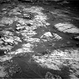 Nasa's Mars rover Curiosity acquired this image using its Right Navigation Camera on Sol 3083, at drive 2120, site number 87