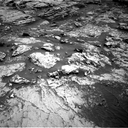 Nasa's Mars rover Curiosity acquired this image using its Right Navigation Camera on Sol 3083, at drive 2132, site number 87