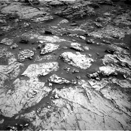 Nasa's Mars rover Curiosity acquired this image using its Right Navigation Camera on Sol 3083, at drive 2138, site number 87
