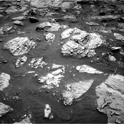Nasa's Mars rover Curiosity acquired this image using its Right Navigation Camera on Sol 3083, at drive 2204, site number 87