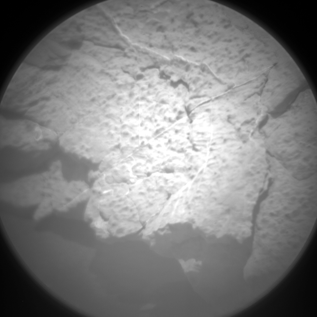 Nasa's Mars rover Curiosity acquired this image using its Chemistry & Camera (ChemCam) on Sol 3085, at drive 2214, site number 87