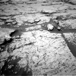 Nasa's Mars rover Curiosity acquired this image using its Left Navigation Camera on Sol 3086, at drive 2244, site number 87