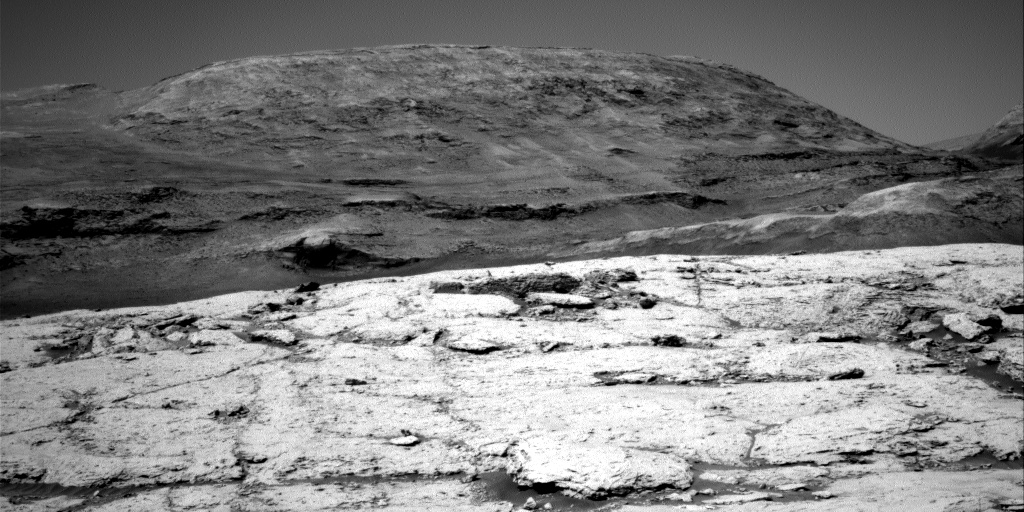 Nasa's Mars rover Curiosity acquired this image using its Right Navigation Camera on Sol 3086, at drive 2214, site number 87