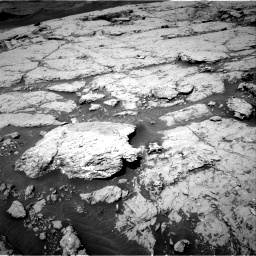 Nasa's Mars rover Curiosity acquired this image using its Right Navigation Camera on Sol 3086, at drive 2256, site number 87