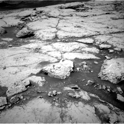 Nasa's Mars rover Curiosity acquired this image using its Right Navigation Camera on Sol 3086, at drive 2274, site number 87
