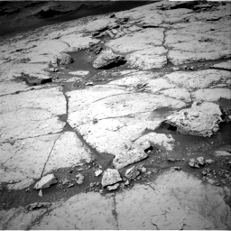 Nasa's Mars rover Curiosity acquired this image using its Right Navigation Camera on Sol 3086, at drive 2280, site number 87