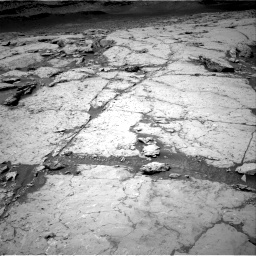 Nasa's Mars rover Curiosity acquired this image using its Right Navigation Camera on Sol 3086, at drive 2292, site number 87