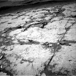 Nasa's Mars rover Curiosity acquired this image using its Right Navigation Camera on Sol 3086, at drive 2304, site number 87