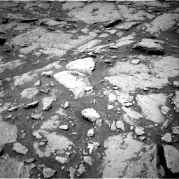 Nasa's Mars rover Curiosity acquired this image using its Right Navigation Camera on Sol 3086, at drive 2388, site number 87