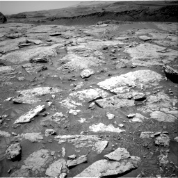 Nasa's Mars rover Curiosity acquired this image using its Right Navigation Camera on Sol 3086, at drive 2394, site number 87
