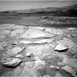Nasa's Mars rover Curiosity acquired this image using its Right Navigation Camera on Sol 3086, at drive 2478, site number 87
