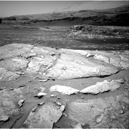 Nasa's Mars rover Curiosity acquired this image using its Right Navigation Camera on Sol 3086, at drive 2490, site number 87