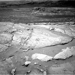 Nasa's Mars rover Curiosity acquired this image using its Right Navigation Camera on Sol 3086, at drive 2496, site number 87