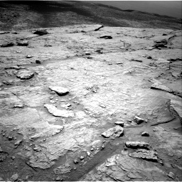 Nasa's Mars rover Curiosity acquired this image using its Right Navigation Camera on Sol 3086, at drive 2514, site number 87