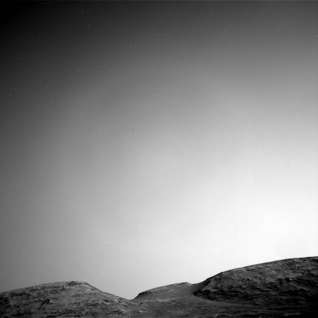 Nasa's Mars rover Curiosity acquired this image using its Right Navigation Camera on Sol 3086, at drive 2536, site number 87