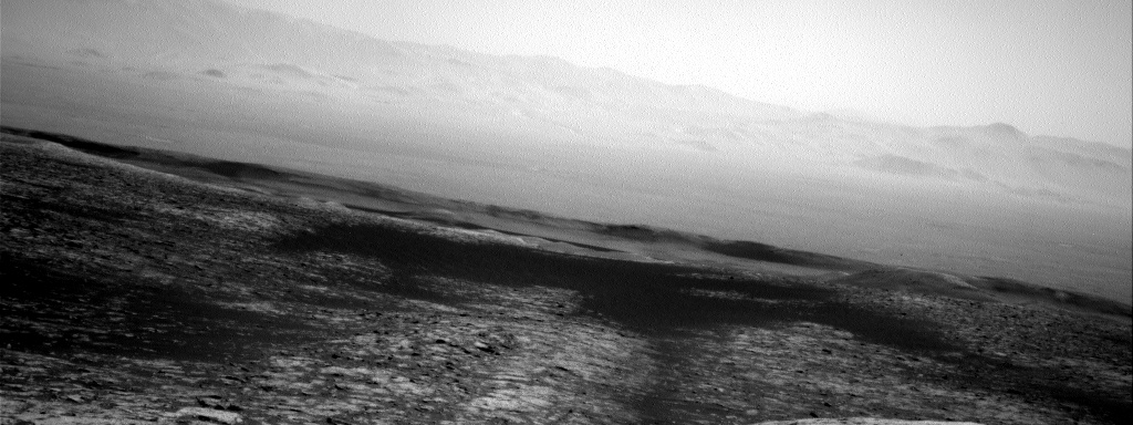 Nasa's Mars rover Curiosity acquired this image using its Right Navigation Camera on Sol 3087, at drive 2536, site number 87