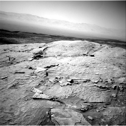 Nasa's Mars rover Curiosity acquired this image using its Right Navigation Camera on Sol 3088, at drive 2542, site number 87