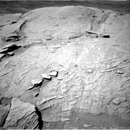 Nasa's Mars rover Curiosity acquired this image using its Right Navigation Camera on Sol 3088, at drive 2572, site number 87