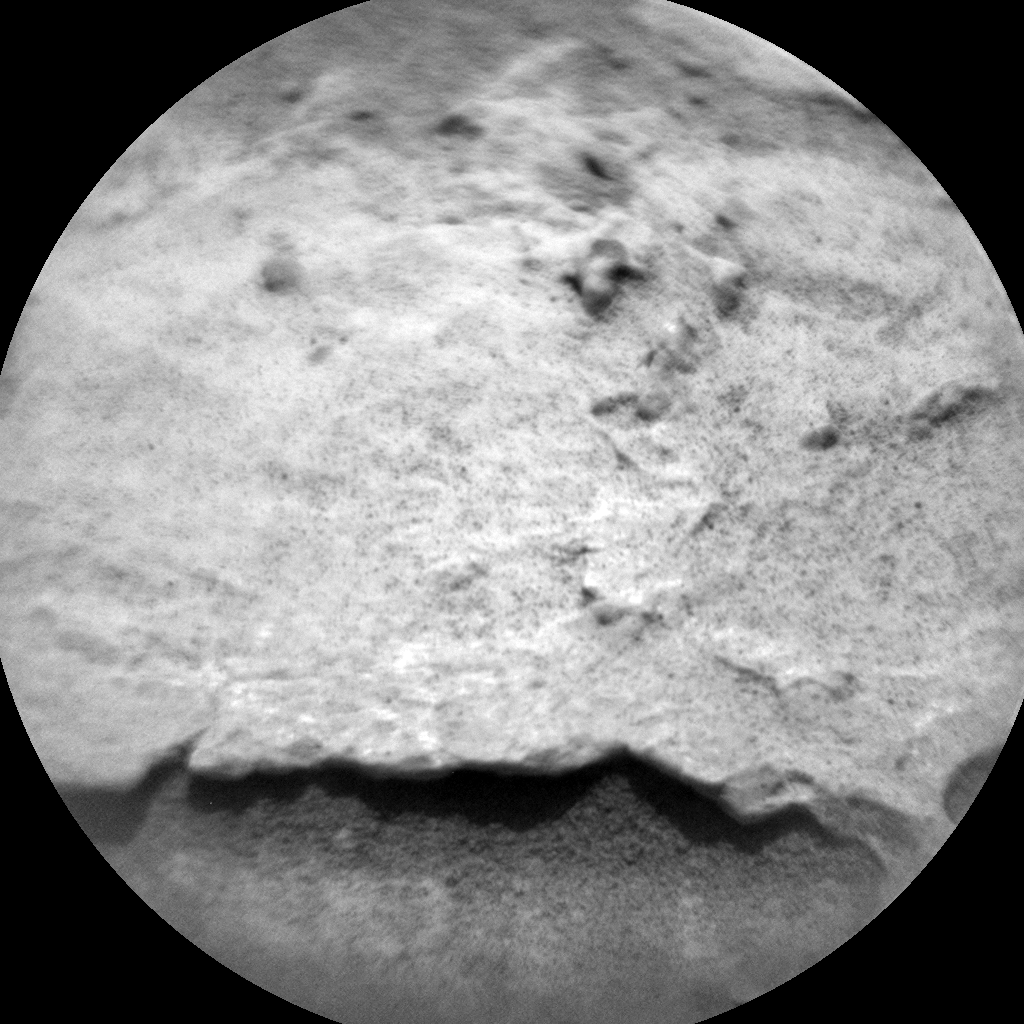 Nasa's Mars rover Curiosity acquired this image using its Chemistry & Camera (ChemCam) on Sol 3088, at drive 2536, site number 87