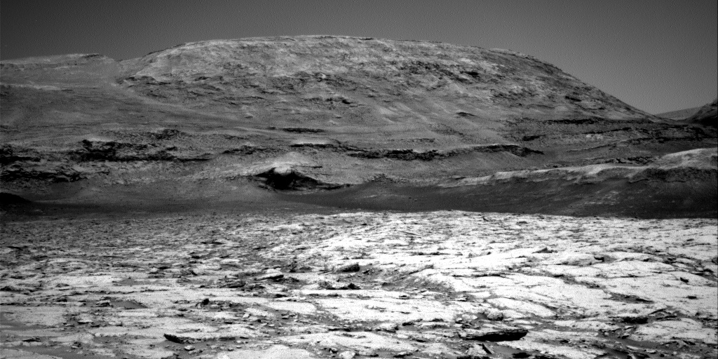 Nasa's Mars rover Curiosity acquired this image using its Right Navigation Camera on Sol 3089, at drive 2578, site number 87