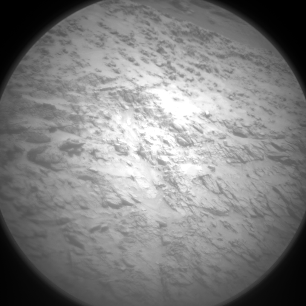 Nasa's Mars rover Curiosity acquired this image using its Chemistry & Camera (ChemCam) on Sol 3090, at drive 2578, site number 87