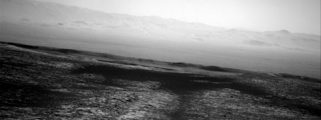 Nasa's Mars rover Curiosity acquired this image using its Right Navigation Camera on Sol 3090, at drive 2578, site number 87